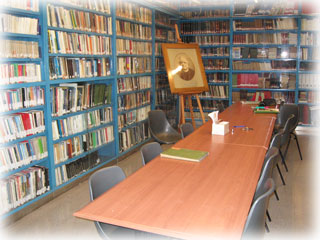 vedita della Biblioteca